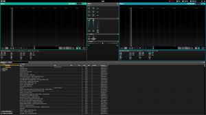 Schermata 02 (2 Deck + Mixer + Effetti)