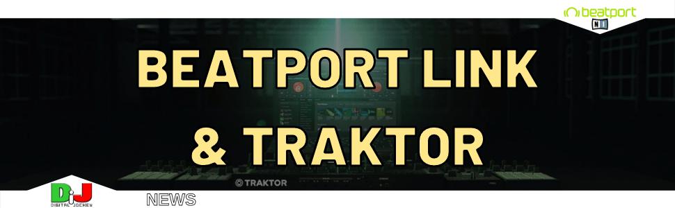 Traktor PRO + Beatport Link