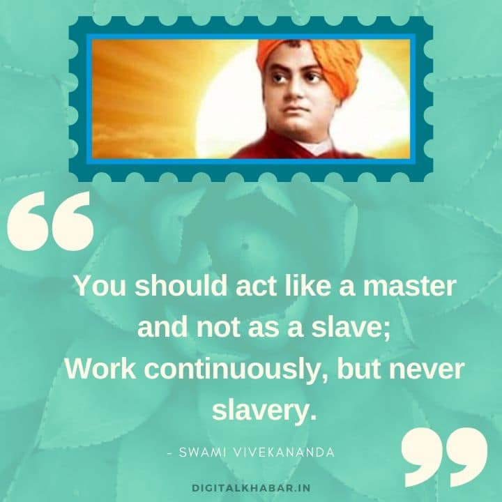 Swami Vivekananda Thoughts in ENglish