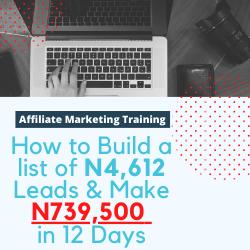 Affiliate Business in Nigeria