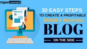 How to Start a Blog in 30 Simple Steps – Start a Money Making Blog in 2020