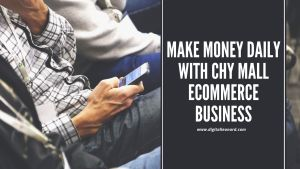 Chy Mall Ecommerce Business