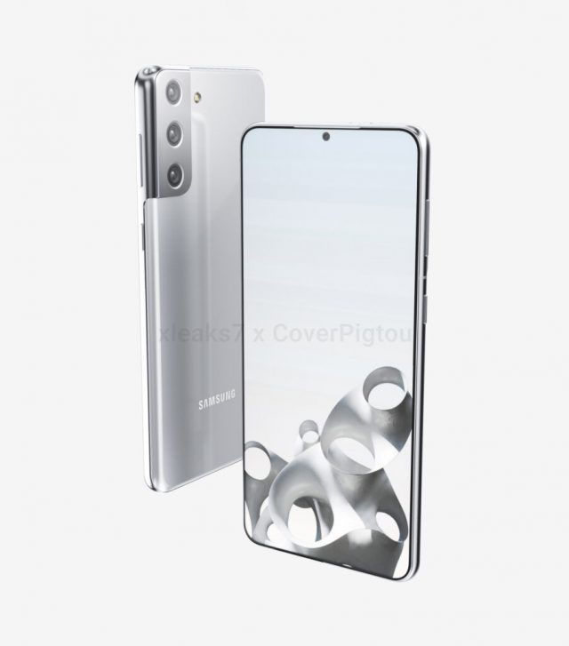 Samsung Galaxy S21 series 1