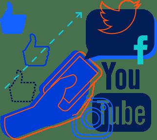 Social Media Marketing Services in Shreveport Louisiana Infographic