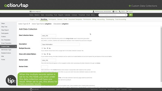3 Actionstep legal and law firm practice management software review