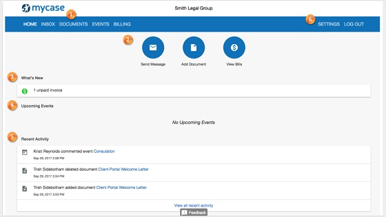 32 MyCase legal and law firm practice and case management software review