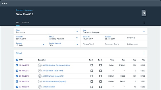 8 CaseOne legal and law firm practice managment software review