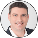 Russ Henneberry  14 Digital Marketing Experts Share Their Marketing Home Run of 2018 Russ Headshot