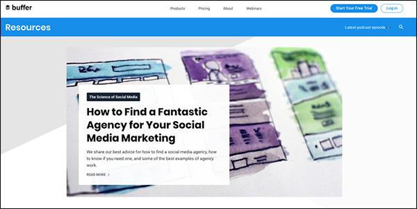 Buffer Marketing Blog