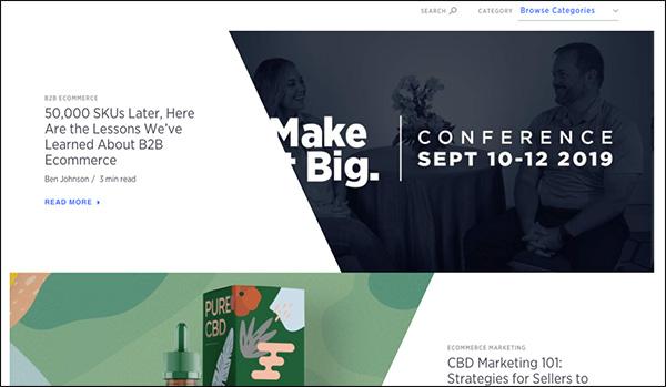 BigCommerce Marketing Blog