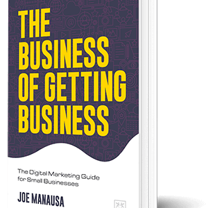 The Business Of Getting Business: Get The Book