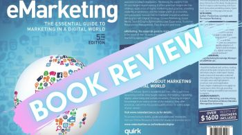 Textbook review for digital marketing. eMarketing The Essential Guide to Marketing in a digital world 5th edition by Rob Stokes