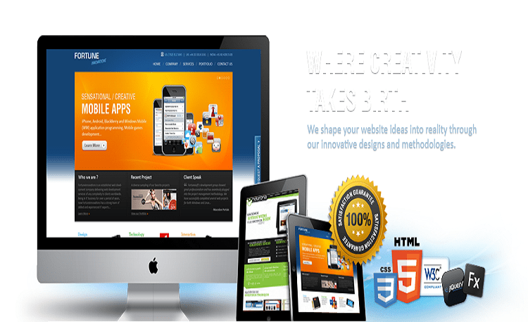 Hire website design agency in pretoria