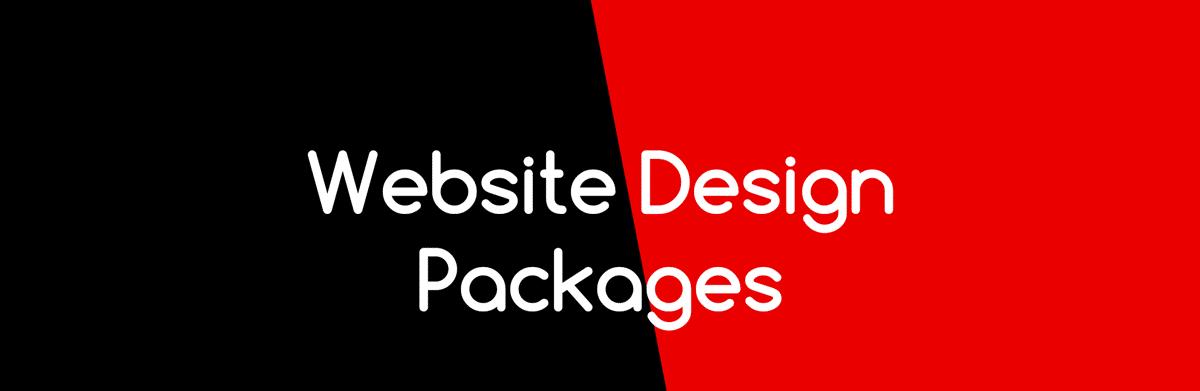 website design packages pretoria