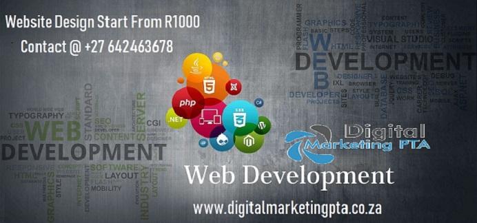 Website Design Company Gazina