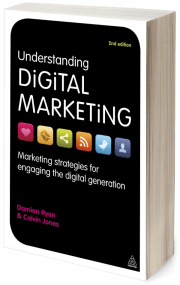 Calvin Jones is co-author of the internationally acclaimed Understanding Digital Marketing
