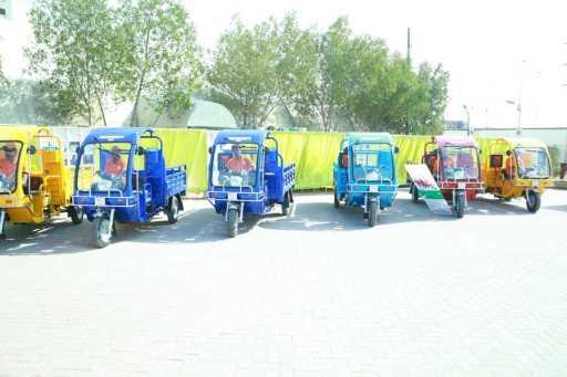 Crown Group vehicles