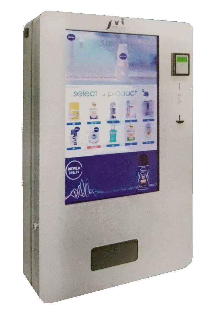 Custom Vending Machine Design and Manufacturing