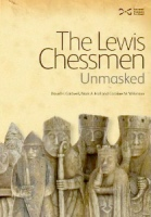 Cover of David Caldwell's book about the Lewis chess pieces