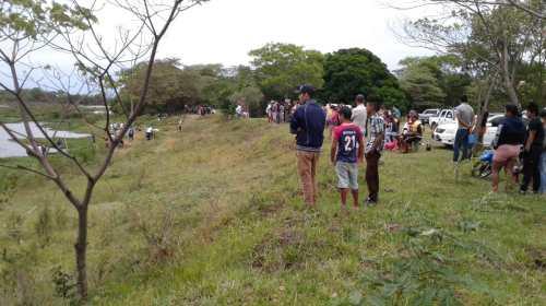 <span>Cuatro personas fueron arrastradas por el río Paraná en Ayolas</span>