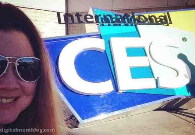 CES tech blogger