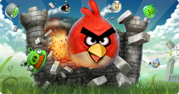 Angry Birds Game – The Game That Won't Stop Selling