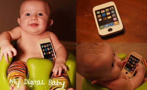 Best Toy for the Digital Baby