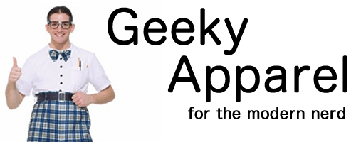 geeky apparel for the modern nerd
