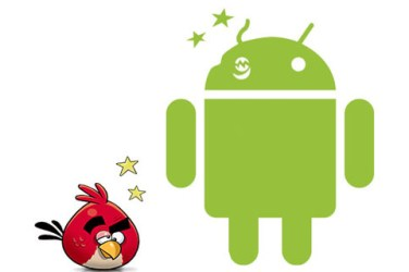 Angry Birds on Android