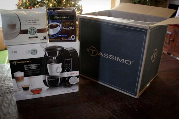 Tassimo T-20 Brewer
