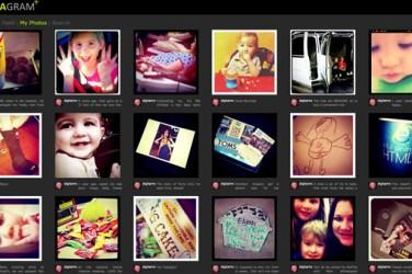 extragram - instagram on the web