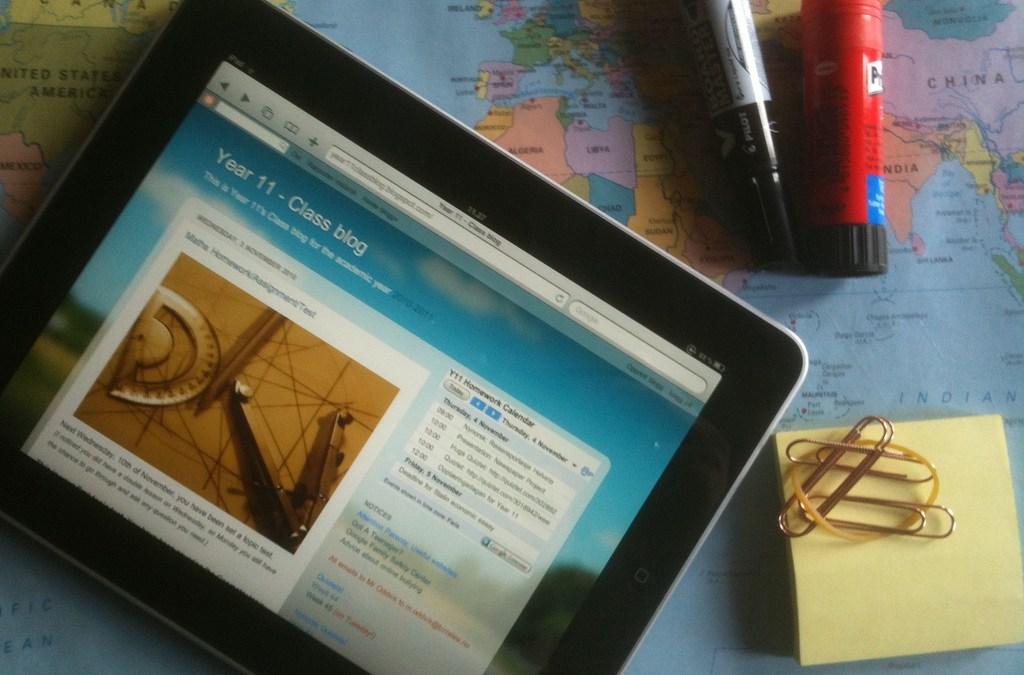 Will School Textbooks Finally Go Digital?