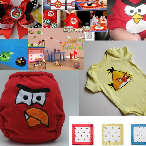 Angry Birds for Babies