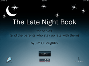 late night book app