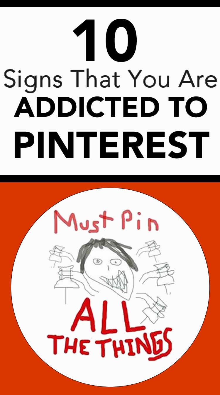 pinterest addict