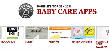 baby care apps