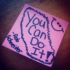 Daily Inspire - You Can Do It!