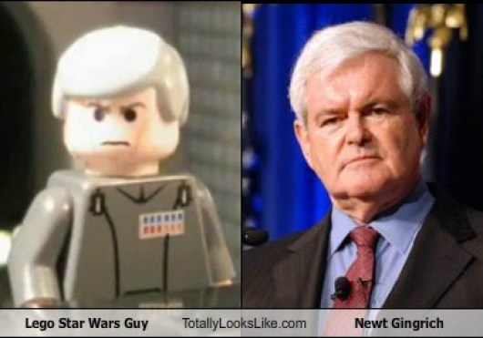 lego star wars guy looks like newt gingrich