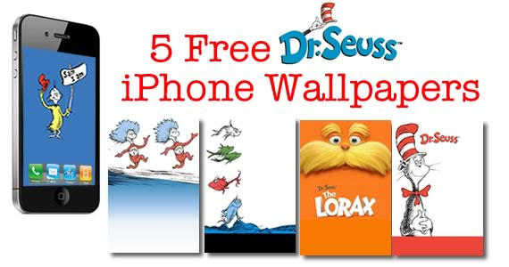 dr suess iphone wallpapers