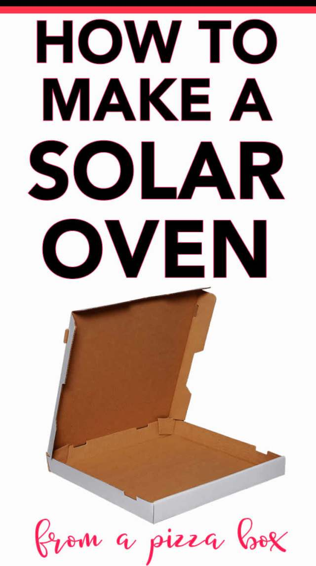 Solar Oven Learn How To Make A Solar Oven Science