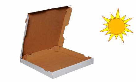 Learn How to Make a Solar Oven From a Pizza Box!