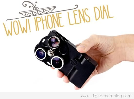 iPhoneography Drool Alert – Meet The iPhone Lens Dial