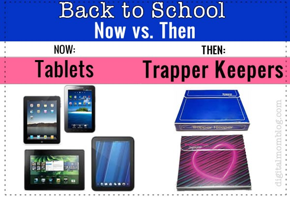 tablets in classroom