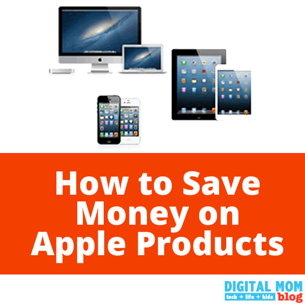 How to save on Apple products