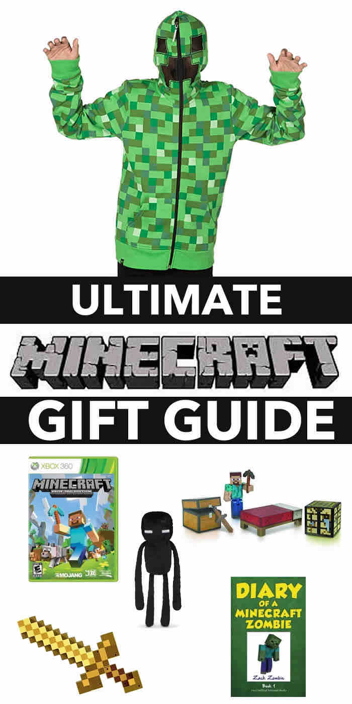 Minecraft Gifts - The Ultimate Minecraft Gift Guide - Digital Mom Blog