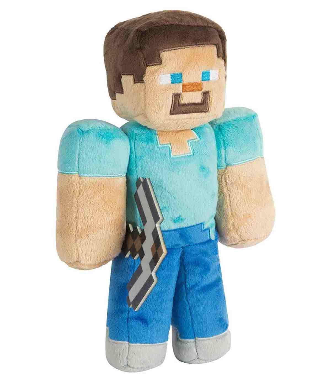 Minecraft Plushies - Steve