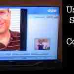 Staying Connected with Family Using Your Smart TV