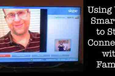 staying connected with your smart tv