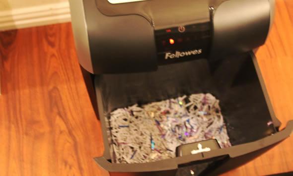 paper shreds