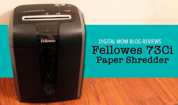 Fellowes 73Ci Paper Shredder Review